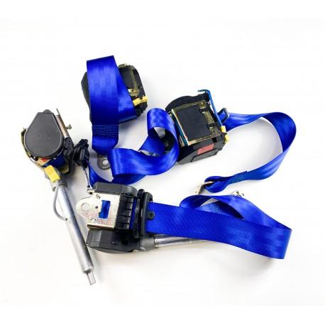 Audi A4 / S4 / RS4 B5 Blue seat belts set - 4 pcs