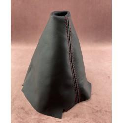 Mazda Mazdaspeed 3 Smooth black leather gear boot